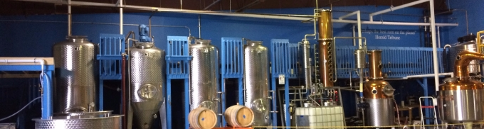 Siesta Key Rum Distillary, Saratoga, Florida